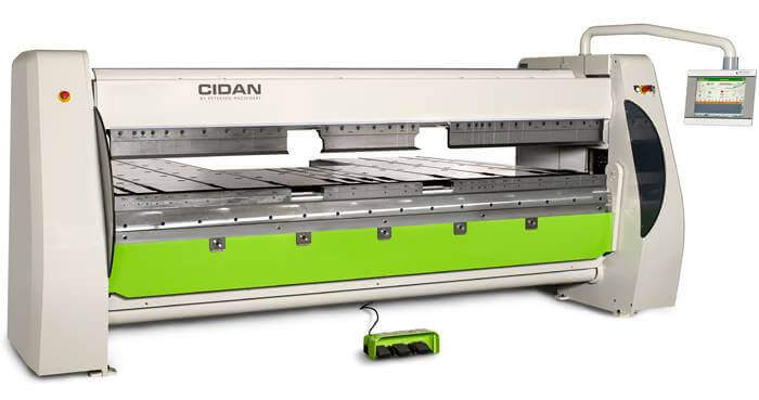 Futura Plus folding machine