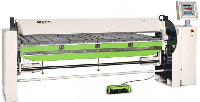 K15 folding machine