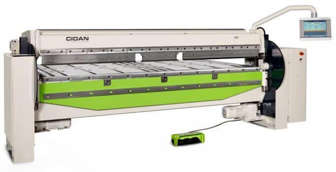 K25 folding machine