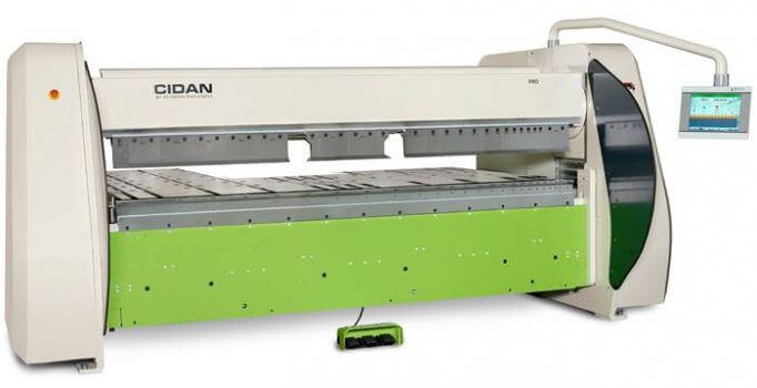 Pro folding machine