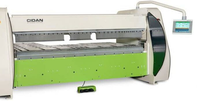 Prolino folding machine