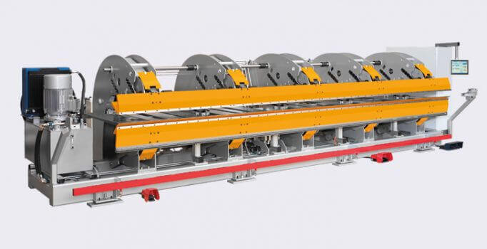 Thalman folding machine