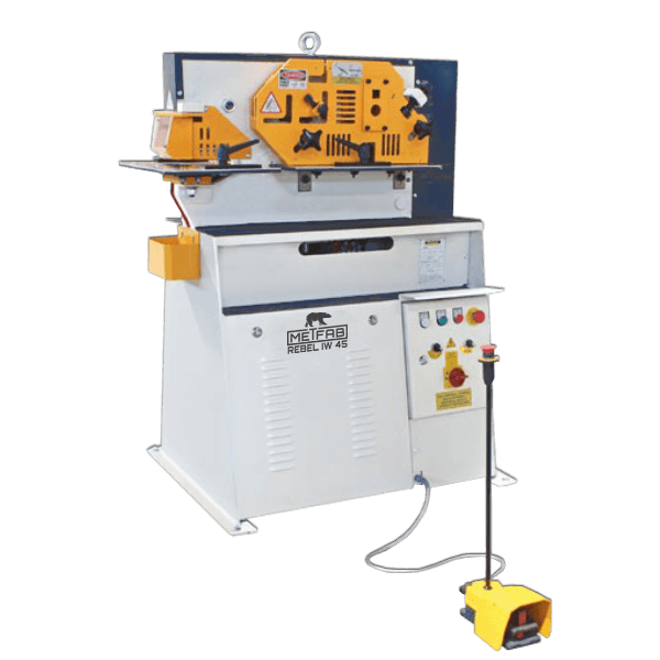 ironworker machine REBEL IW 45