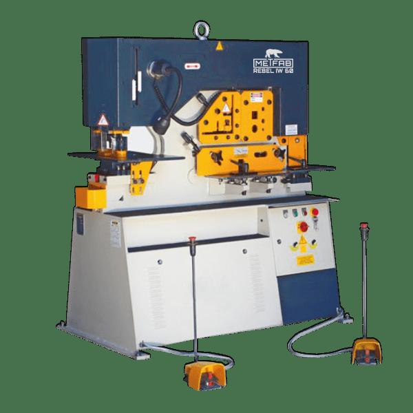 ironworker machine REBEL IW 60