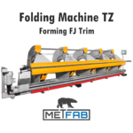 TZ folding machine - Form a FJ trim