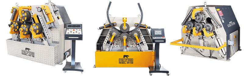 Cintreuse 4 rouleaux - Cintreuse hydraulique