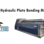 4-roll Plate Bending Machine video