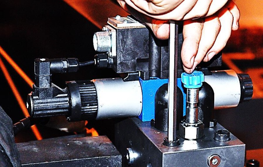 Maintenance préventive industrielle