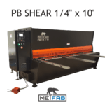 PB Series Shear 1/4'' video