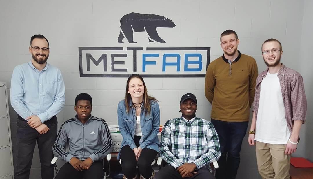 Metfab Academy student speaker