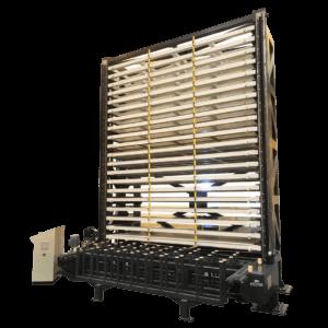 Stackmaster stockage automatisé du métal en feuille