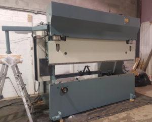 used press brake haco PPM 225