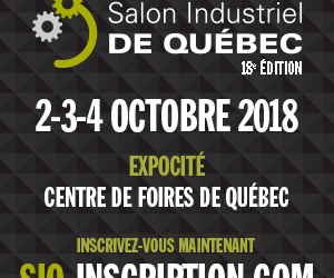 Salon industriel de Québec 201