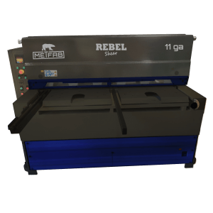 Rebel mechanical shear 11ga